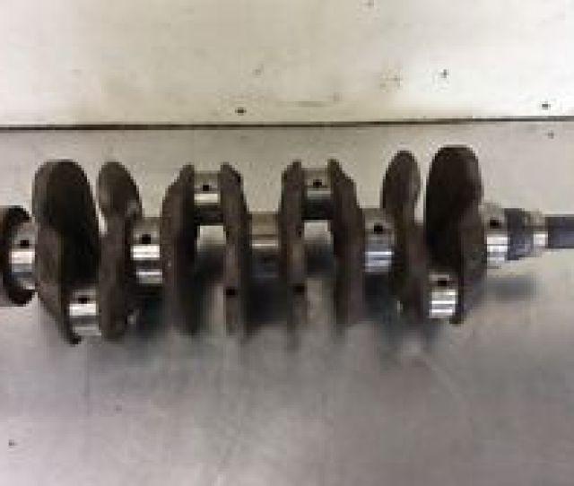 Acura Integra  Cylinder Engine Crankshaft Used Oem