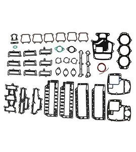 Gasket Kit, Powerhead ce 70hp Single Carb 1991-1998 27