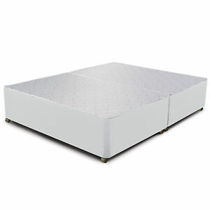 Image Is Loading Brand New 4ft Small Double Divan Base Only