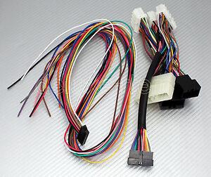 Conversion Jumper Wire Wiring Harness Replace OBD0 To OBD1 ECU Fit