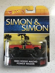 Simon And Simon Car : simon, Wheels, Retro, Entertainment, Simon, Dodge, Macho, Power, Wagon
