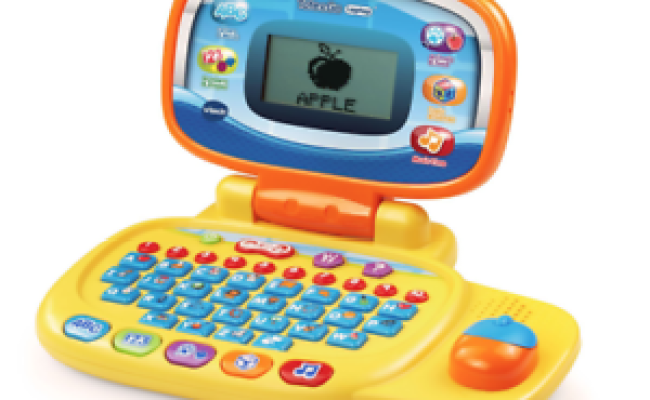 Toddler Laptop Computer Kids Learning Educational Toys For