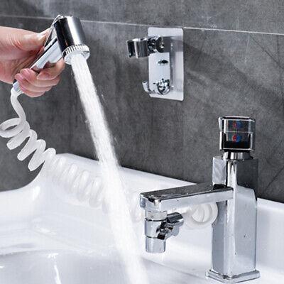 bathroom faucet connector kitchen water tap extension nozzle sprayer attachment ebay