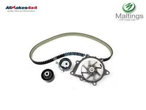 JAGUAR XF 2.2 TIMING BELT KIT WITH WATER PUMP DAYCO OE
