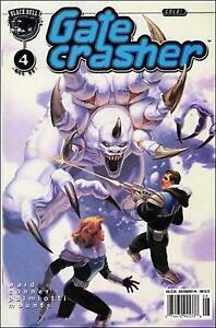 GATECRASHER # 4 - COMIC - 2000 - 9.2