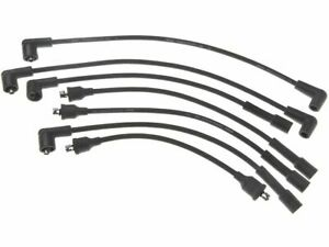 For 1975-1983 Jeep Cherokee Spark Plug Wire Set AC Delco