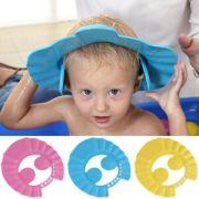 soft toddler baby bath hat