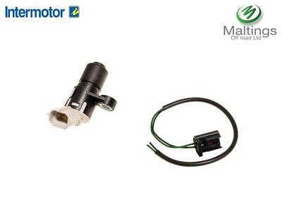 Landrover td5 crank sensor and wiring kit defender td5 cps