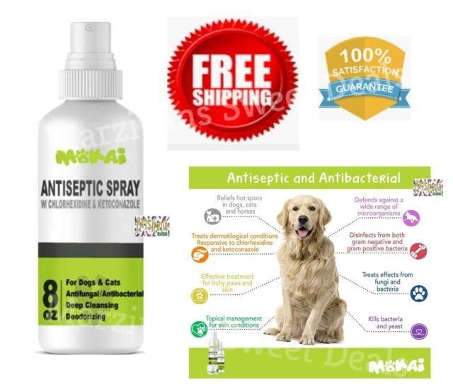 Dog Ear Drops Pet Cat Infection Antibiotic Treatment ...
