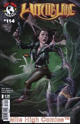 WITCHBLADE (1995 Series) (#1-185. #500) (IMAGE) #114 A Very Good Comics Book | eBay