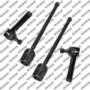 Front Repair Kit Steering Tie Rod End Inner Outer fits 95