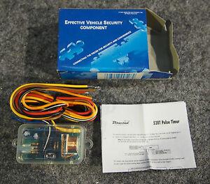 DEI  Directed Electronics, Inc  Pulse Timer  528T | eBay