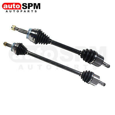 2x CV AXLE SHAFT Front Left Right Fit Hyundai Tiburon