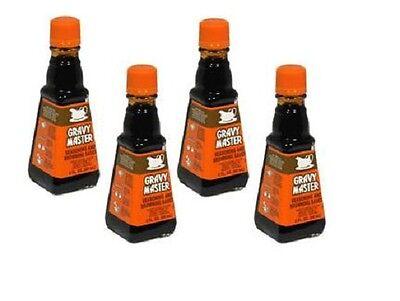 Gravy Master Seasoning amp Browning Sauce 4 2oz Bottles eBay