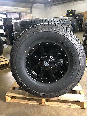 Jeep Wrangler Bolt Pattern : wrangler, pattern, Black, Wheels, Tires, Wrangler
