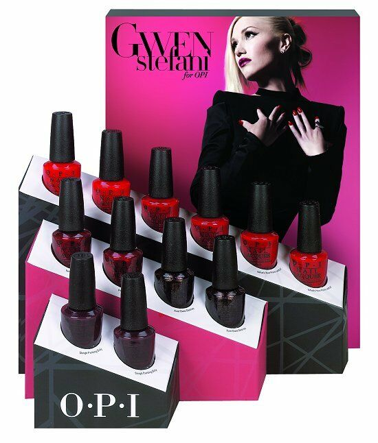 OPI ~*** Gwen Stefani Collection ***~ NEW, UNUSED, FULL SIZE! 0.5oz ...