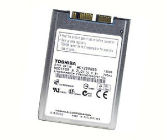 Image Is Loading Toshiba 120 Gb Hdd  8