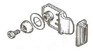 Fiat 126 Kit Riparazione Voletto Posteriore Ricambi Auto D