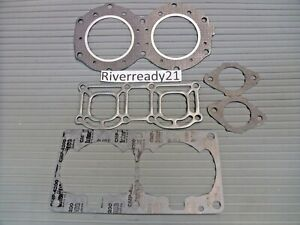 Yamaha 650 Wave-Runner Top End Gasket Kit Set Super-Jet