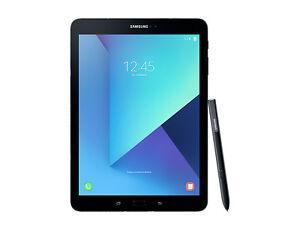 Samsung Galaxy Tab S3 T825 9.7'' LTE 32GB 4GB RAM 13MP Black Tablet by Fed-ex