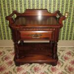 Ethan Allen Commode Wash Stand Bedside Table Antiqued Tavern Pine 12 5106