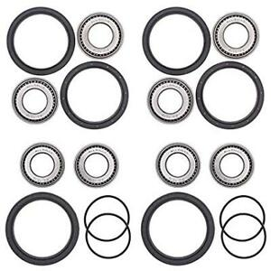Complete Front Wheel Bearing & Front Strut Bearing-Seal