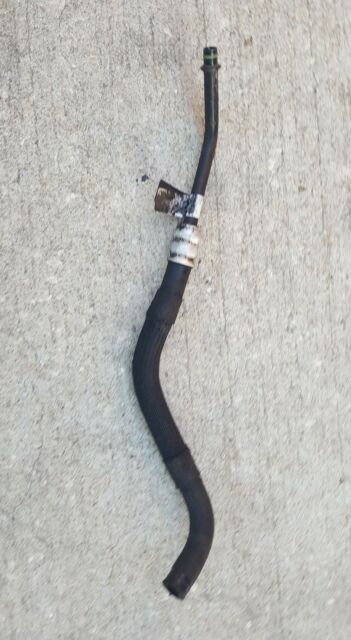 LAND ROVER DISCOVERY II LOWER PRESSURE POWER STEERING HOSE