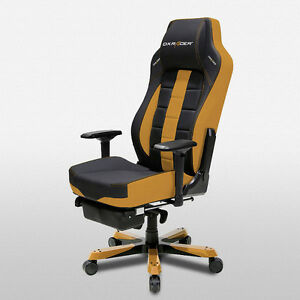 ergonomic chair with leg rest universal polyester covers for sale dxracer office chairs oh ca120 nc desk computer image is loading