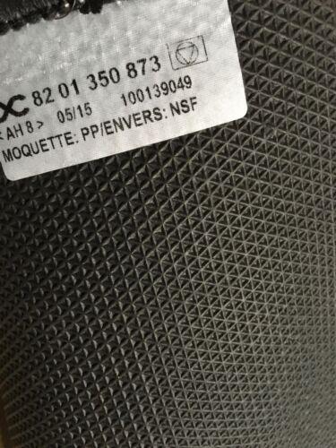 auto ersatz reparaturteile tapis de coffre textile origine renault kangoo 2 ii gris 114 x 116cm auto motorrad teile ortobrixia it