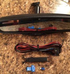 mirror 015306 gntx 187 ford windstar auto dimming rear view black gentex for sale online ebay [ 1600 x 1200 Pixel ]