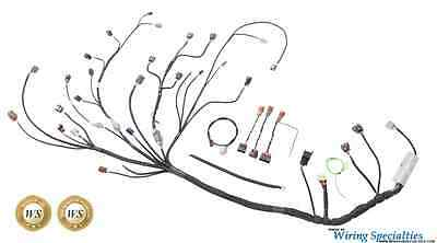 Wiring Specialties Pro Engine Tranny Harness for S14