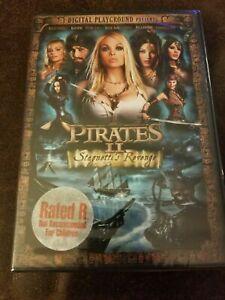 Pirates Ii: Stagnetti's Revenge : pirates, stagnetti's, revenge, Pirates, Stagnetti's, Revenge, Riley, Steele, Katsuni, Sasha, 787633016966