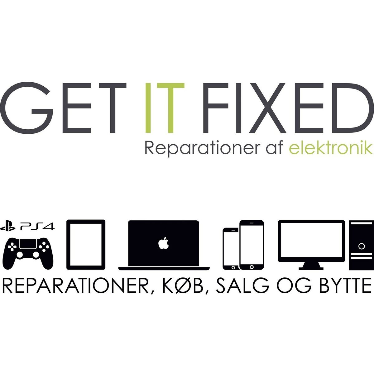 Defekt MacBook, iMac, iPad,... – dba.dk