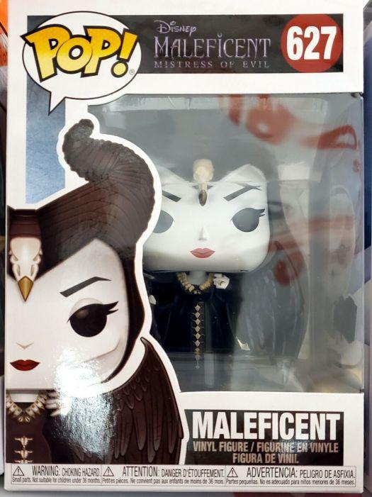 Funko Pop Maleficent Mistress Of Evil In Hand Funko