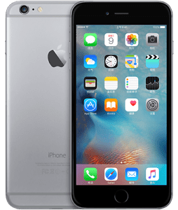 Apple iPhone 6 Plus 5.5'' Factory Unlocked (A1522) 16GB Smartphone Space Gray US