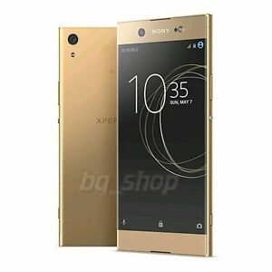 Sony Xperia XA1 Ultra G3226 Gold 64GB 6'' 23MP 4GB RAM Octa-core Phone By FedEx