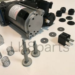 Land Rover Discovery 3 Air Suspension Wiring Diagram Lock And Key Enzyme Range Sport 2005 2013 Lr3 Lr4 Oem Amk Eas