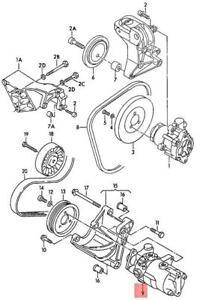 Genuine VW Crafter EuroVan LT 4x4 Additional Hydraulic
