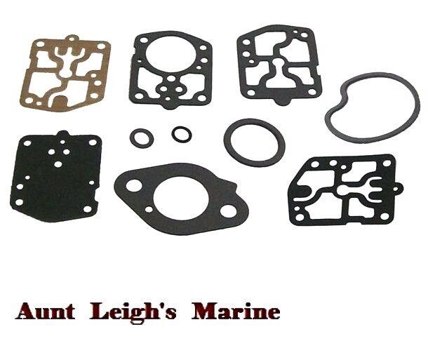 New Carburetor Carb Kit Mercury Mariner Outboard (40 45 50