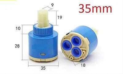 35mm universal faucet ceramic cartridge fits glacier bay moen kitchen lavatory ebay