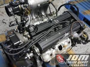 1997 1998 HONDA CRV 20L DOHC LOW COMPRESSION HIGH INTAKE