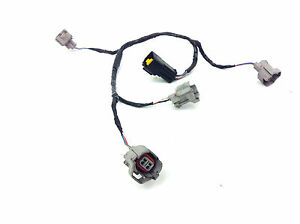 KAWASAKI 2000 NINJA ZX12 THROTTLE BODY WIRE WIRING HARNESS