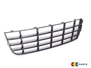 NEW GENUINE VW EOS 06-11 FRONT BUMPER CENTER LOWER GRILL