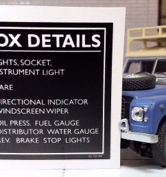 land rover series fuse box wiring diagram sys land rover series 1 fuse box [ 1350 x 671 Pixel ]