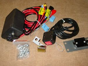 12V Winch Wiring Kit control box switch Breaker DK2 K2