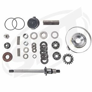 Seadoo Supercharger Rebuild Kit (17 Tooth) 185HP 03-06 GTX