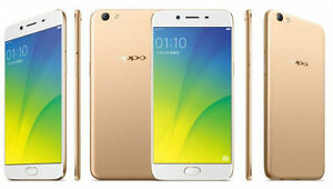 "Oppo R9s Plus Gold 64GB 6GB RAM 6"" 16MP Android Phone By FedEx"