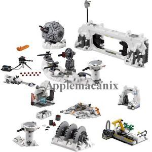 NEW LEGO 75098 Assault on Hoth Set & Manual *NO