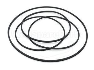 Sony HCD-C450, HCDC450 Belt Kit For CD Player (4 Belts