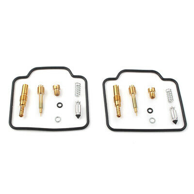 Carburetor Repair Rebuild Kit Needle Gasket Set For 1986